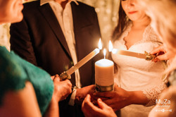 обряд свеча на свадьбе