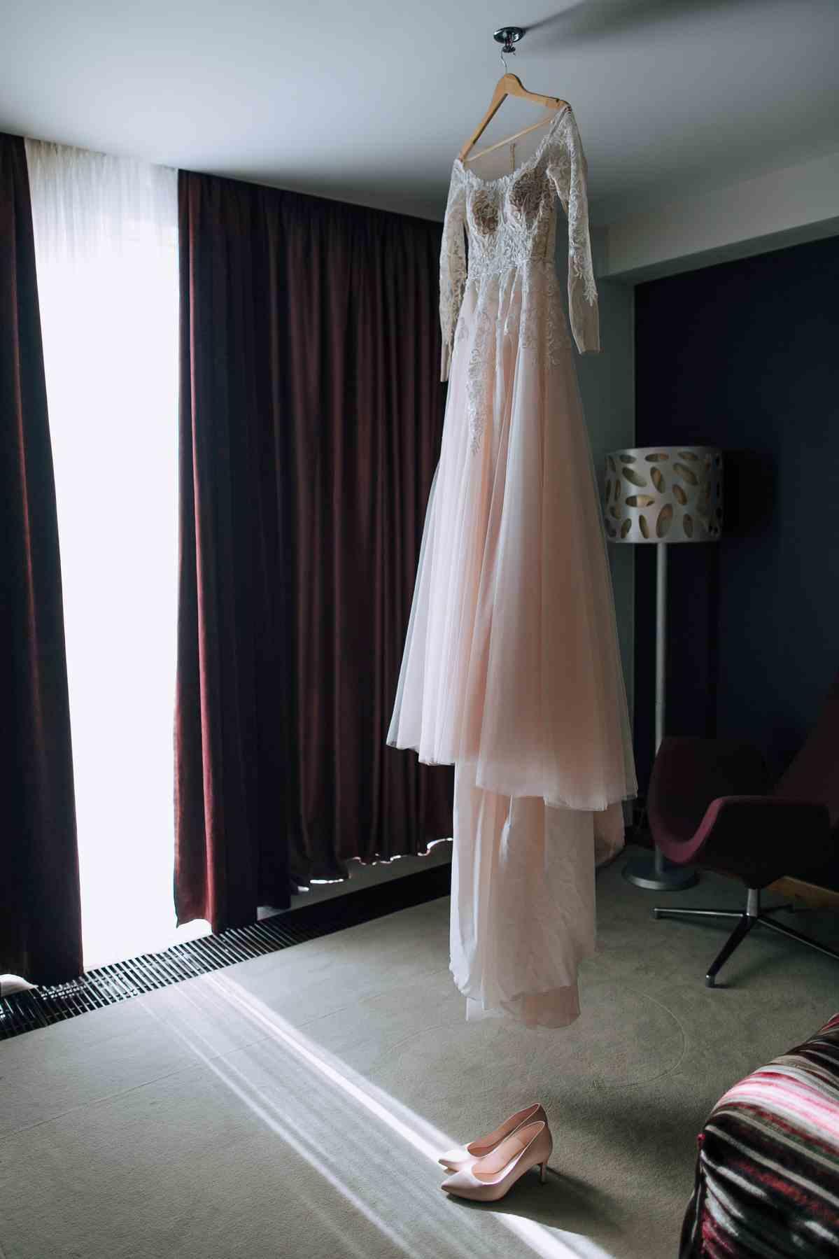 """""""то самое"""" свадебное платье"""