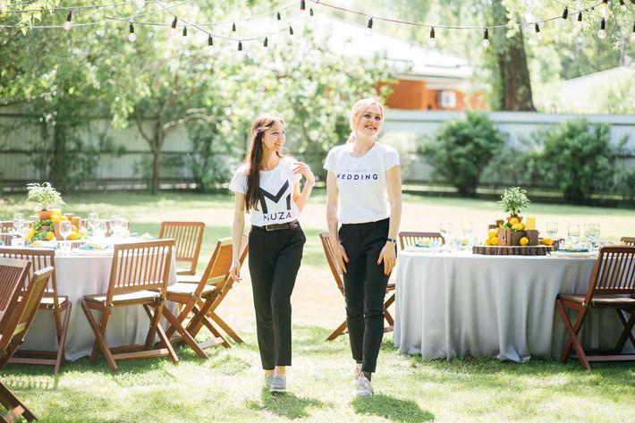 Свадьба под открытым небом (outdoor wedding)