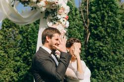 объявление мужем и женой на свадьбе