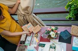 свадебные пригласительные от Ананас