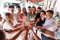идеи для встречи гостей на свадьбе