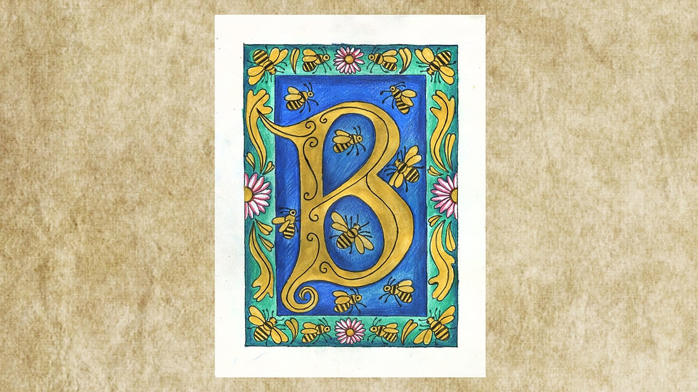 Letters and Artwork.jpg