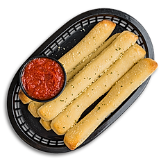 Breadsticks with Marinara