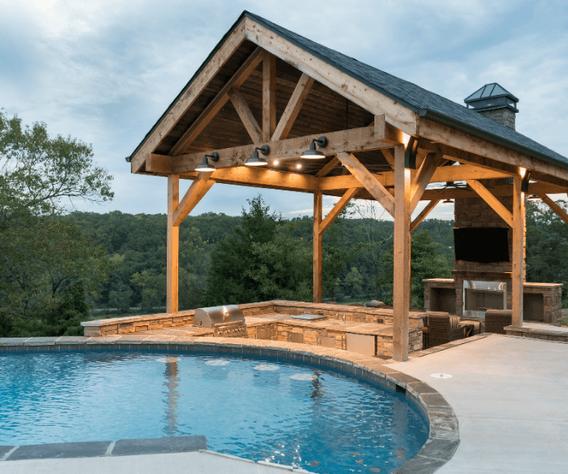 Patio Cover Pool