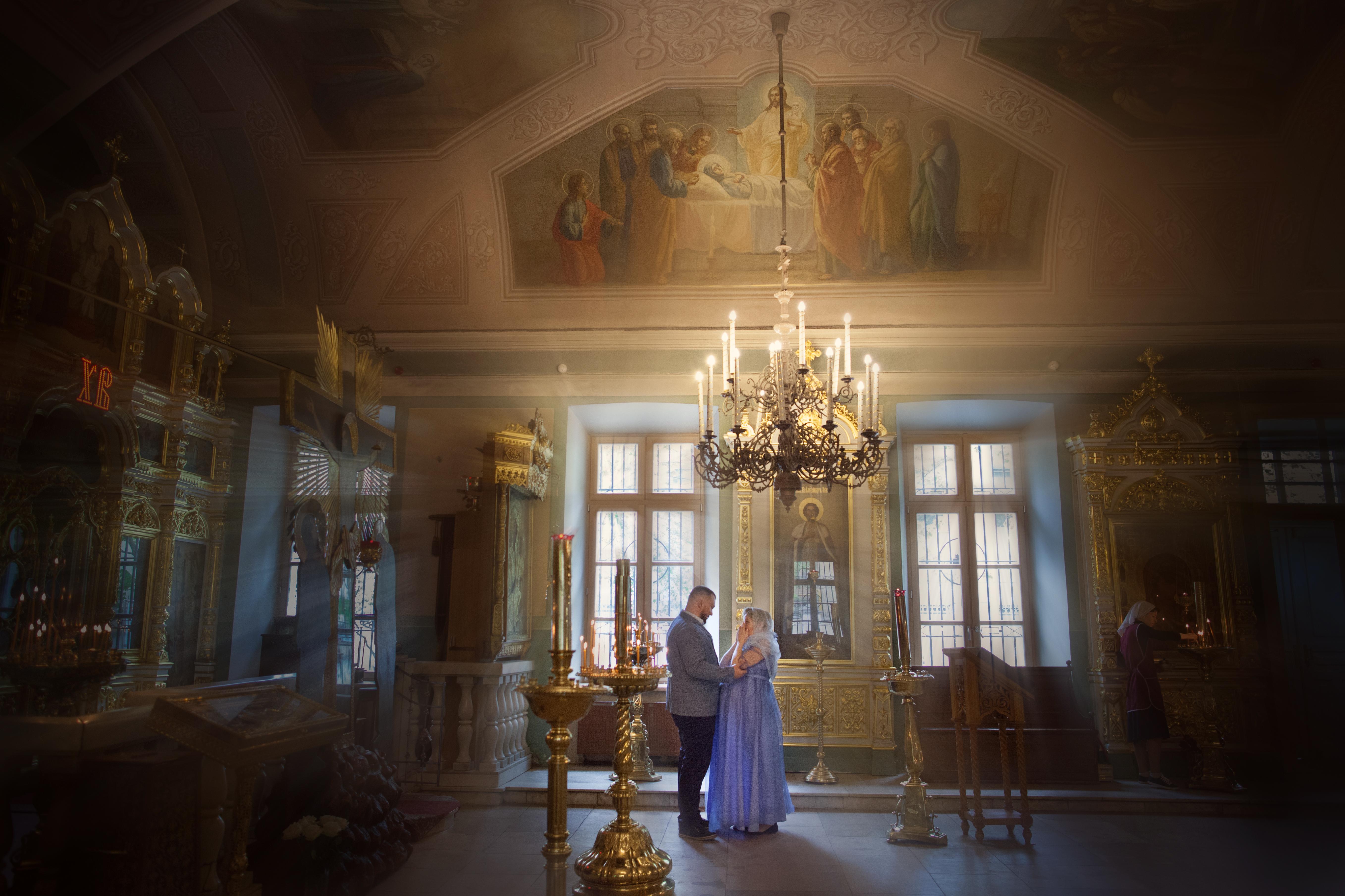 венчание видное домодедово раменское