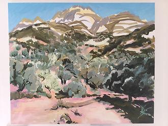 Naxos - Striped Mountains