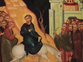Вход Господен в Иерусалим (Връбница)