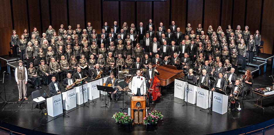Skagit Valley Chorale w/ Band