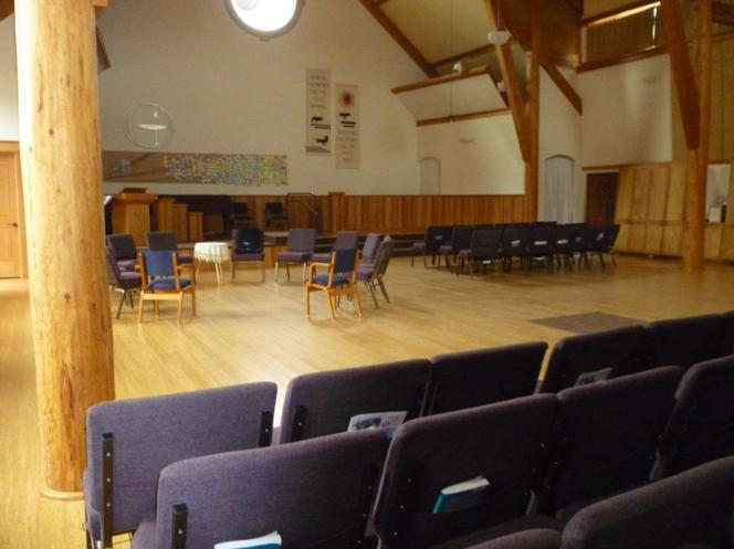 Quimper Unitarian Universalist Fellowship Sanctuary (Friday May 17 7:30 PM)