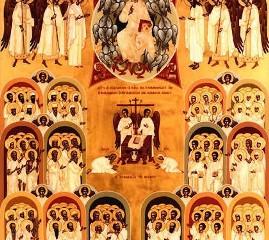 Неделя след Петдесетница - на Всички светии