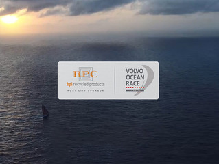 RPC bpi takes on a unique sponsorship challenge for the Volvo Ocean Race