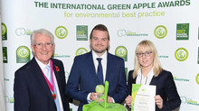 RPC bpi recycled products wins prestigious environmental award