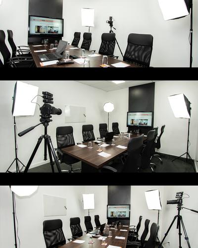 Sala de Reunião Executiva