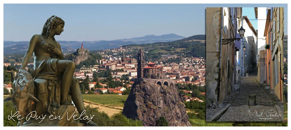 Carte postale Haute-Loire
