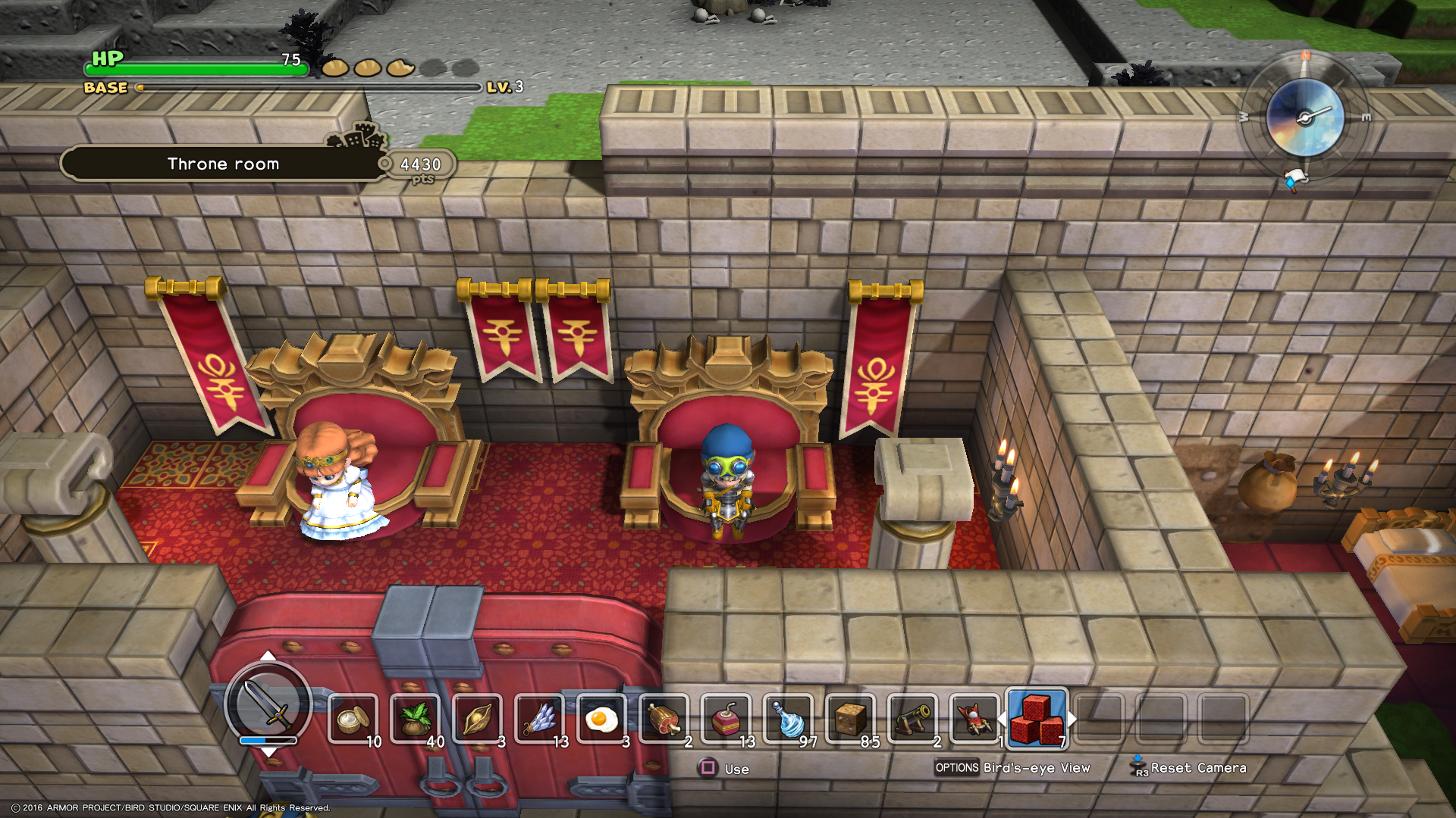Dragon Quest Builders Review And Screenshots Ps4 Dragon quest builders 2 room recipes. dragon quest builders review and