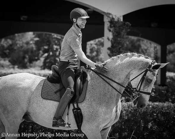 Keeping Quiet: Nicholas Fyffe On Effective Communication In The Saddle