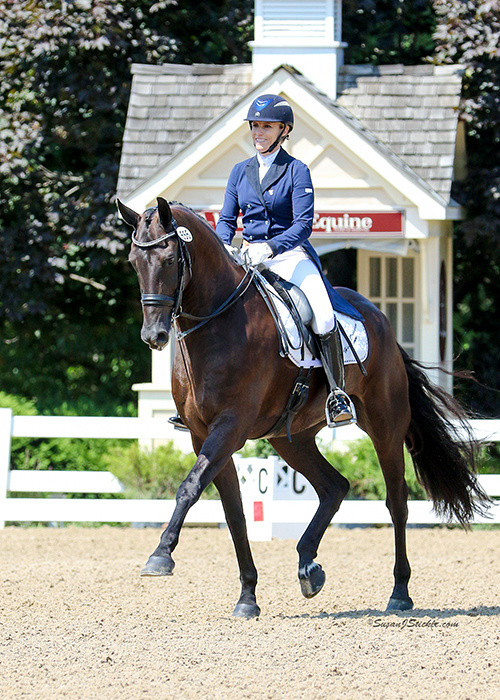 Sales Expert Heidi Degele Talks  Finding Your 'Happy Place' With The Right Horse
