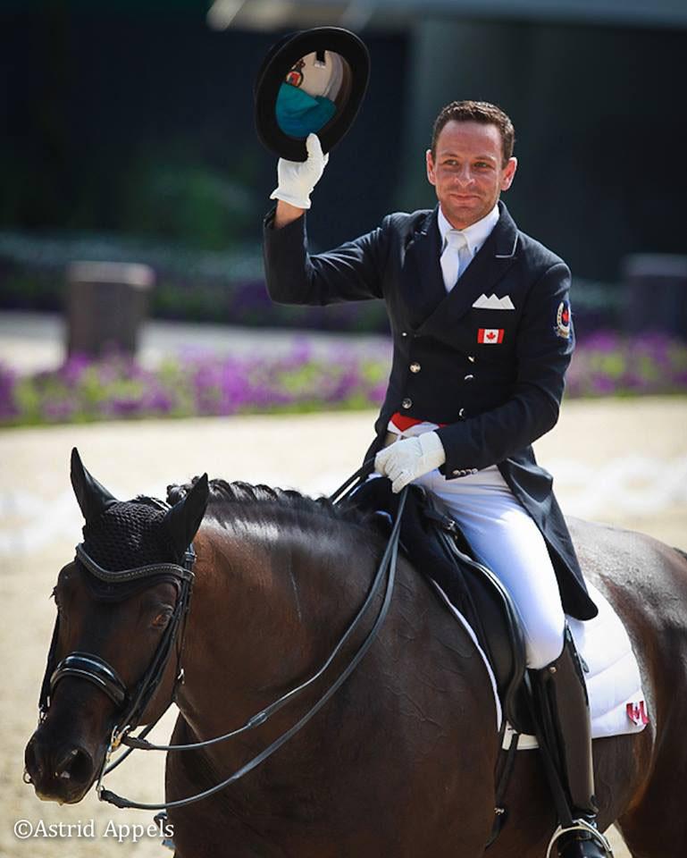 Olympian, David Marcus PC: Astrid Appels