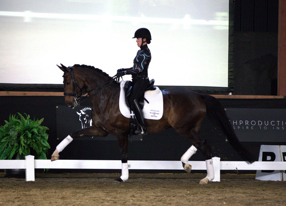 "Alyssa Pitts Reveals Why The ""Problem Horse"" Usually Isn't The Problem"