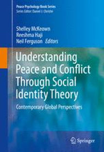 Maloku, E., Derks, B., Van Laar, C., & Ellemers, N. (2016). Building national identity in newborn Kosovo: Challenges of Integrating National Identity with Ethnic Identity Among Kosovar Albanians and Kosovar Serbs. InUnderstanding Peace and Conflict Through Social Identity Theory. Springer International Publishing,  245-260).