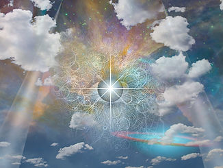 Eye of God image Shutterstock_583428031.