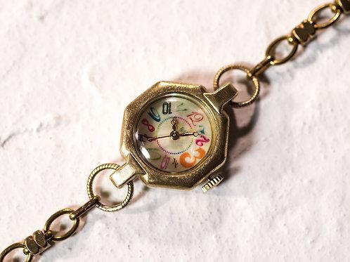 Olu Bracelet (Glass Size/16mm)