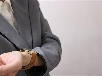就活における腕時計の重要性