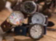 時計作家の個性が光るハンドメイド腕時計をご紹介!