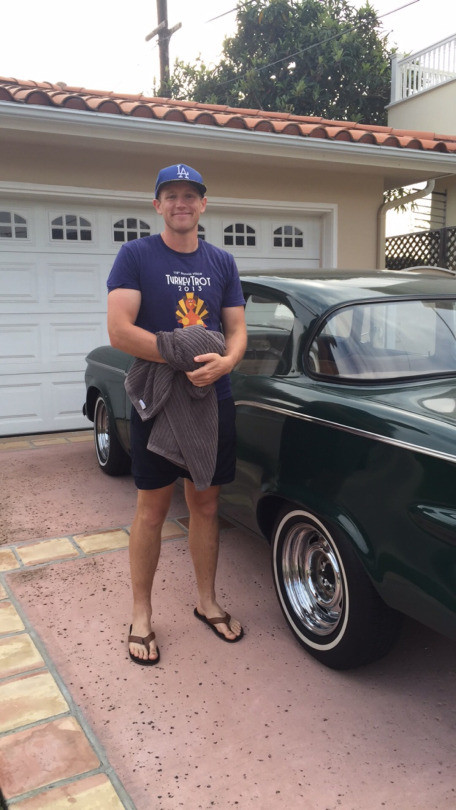 dk5 and his 1960 Studebaker - #awesomeness