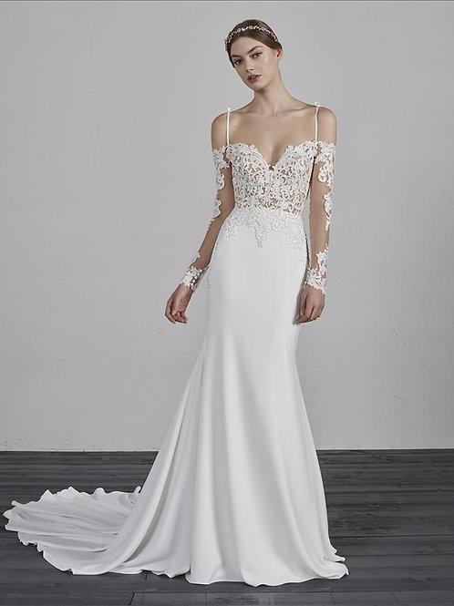 Emilia wedding dress