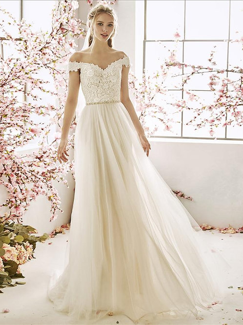 Valerian bridal dress