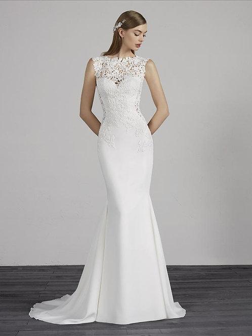 Milano bridal dress