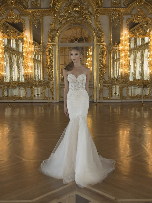 Isolde bridal dress