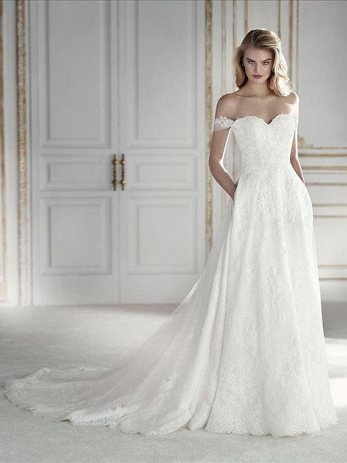 Phoenix wedding gown