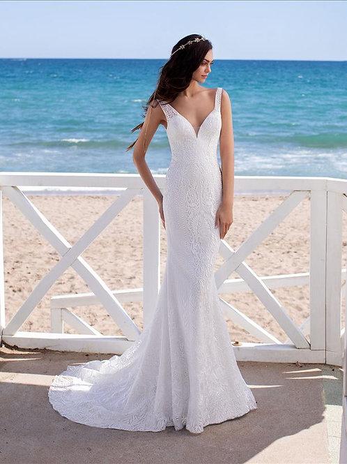 Chiron wedding dress