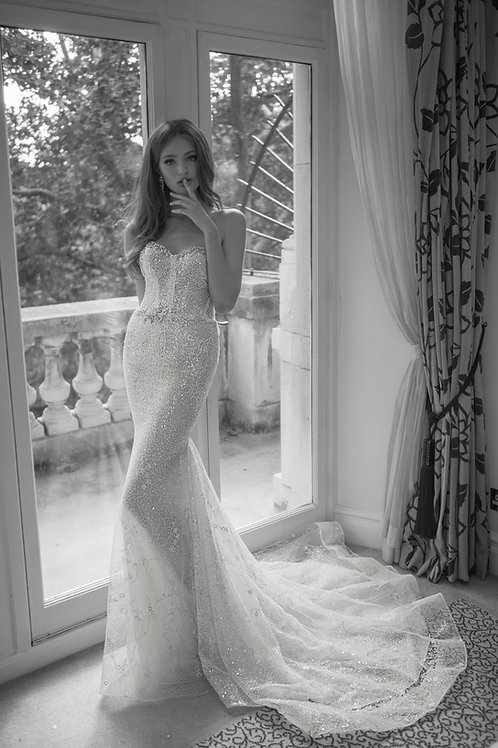 Claire bridal gown