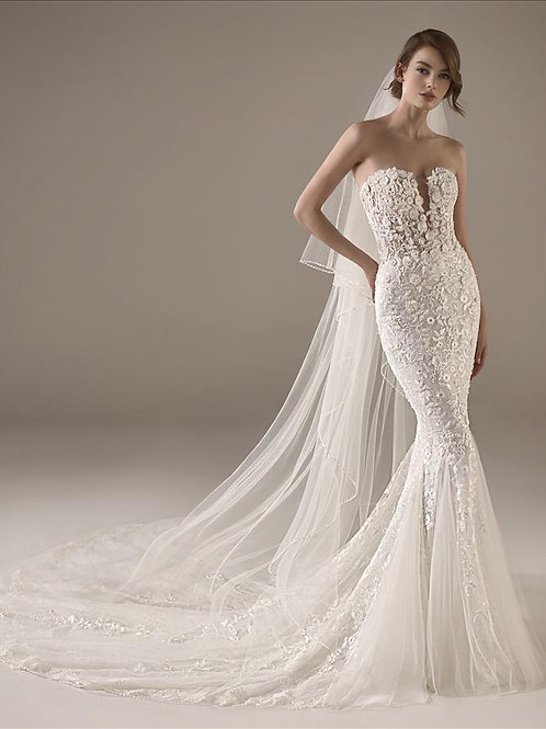 Jameela wedding dress