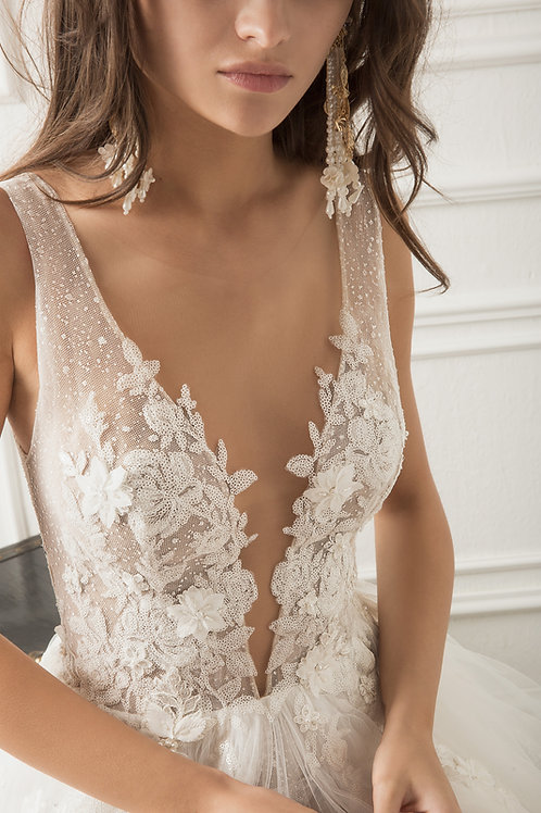 Rene wedding dress