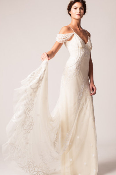 Peri Bridal gown