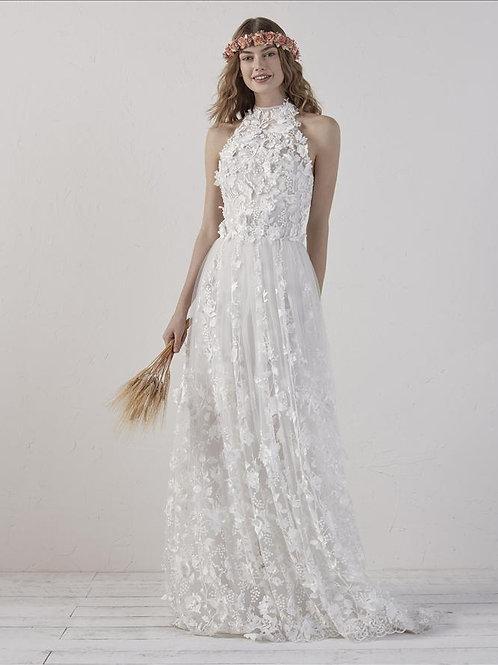 Edna bridal dress