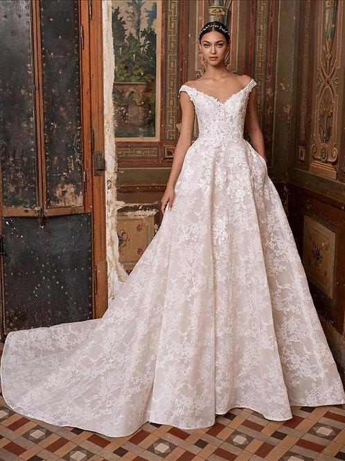 Thebe wedding dress
