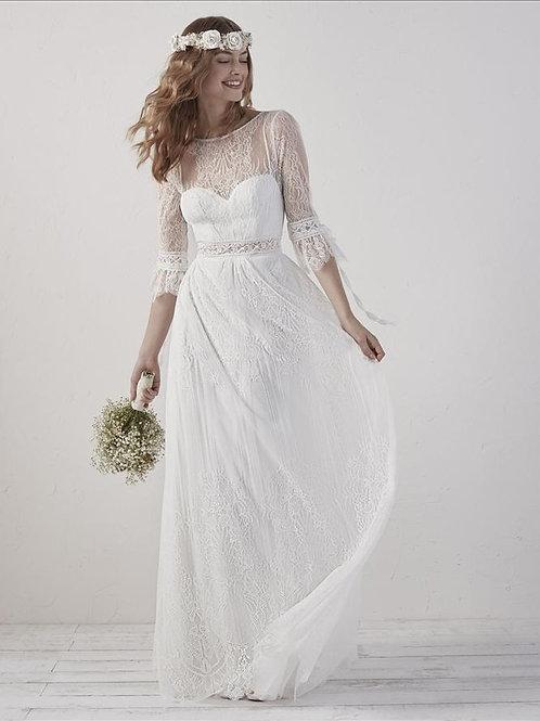 Edel wedding gown