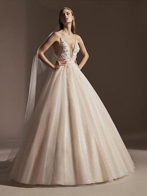 Agustina wedding gown