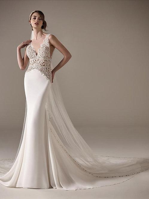 Erna wedding dress