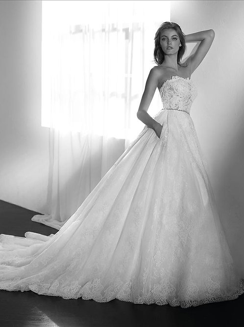 Zean bridal gown