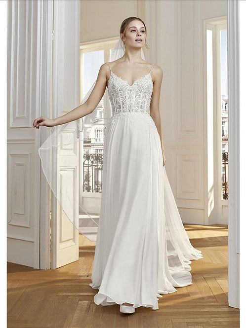 Verzy wedding dress