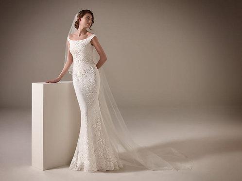 Melinda bridal dress