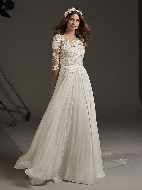 Ceres bridal dress