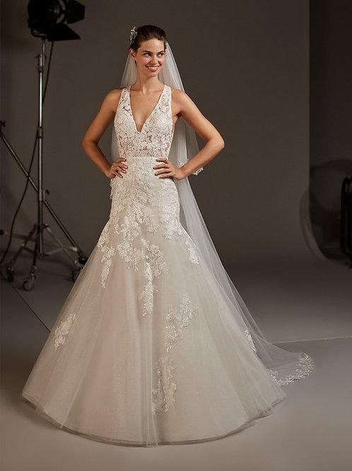 Fay bridal dress